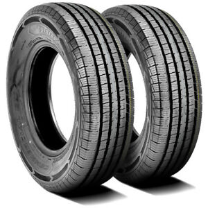 2 New Thunderer Clt A s Lt235 85r16 Load E 10 Ply All Season Commercial Tire