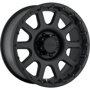 18x9 Black Pro Comp Series 32 32 8x170 0 Rims Nitto Trail Grappler 285 65 18