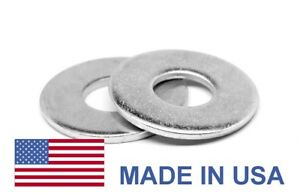 375 875 Ms27183 Flat Washer Usa Low Carbon Steel Cadmium Plated