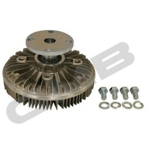 For Chevy Gmc V8 6 0 7 0 Severe Duty Std Rot Thermal Engine Cooling Fan Clutch