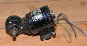 Bodine Ns1 12rh Speed Reducer Gear Motor 1 50 Hp Right Angle 115 V Military Tool