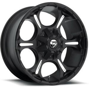 20x9 Black Fuel Dune D523 5x4 5 5x5 1 Rims Ridge Grappler 35x12 5x20 Tires