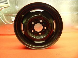 1 Nos Kelsey Hayes Ford 16 X 5 X 5 5 Bc Steel Wheel b4tz 1007 c