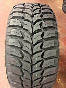 4 New Lt 33 12 50 22 Road One Cavalry Mt 10 Ply 1250r22 33x12 50r22 Tires Mud