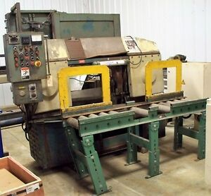 9834 Wellsaw Horizontal Automatic Bandsaw