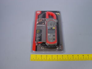 Gb Gardner Bender Gcm 221 Digital Clamp Meter 600 Amp Ac Dc Tester Multimeter