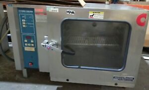 Used Alto Shaam Convo Therm Hud 6 10 Combi Oven Convection Steam 3 Phase Power