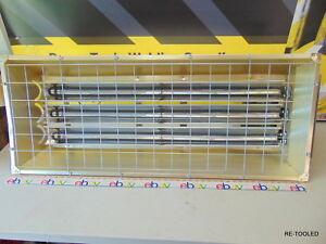 Fostoria Sun mite Large Electric Infrared Hanging Heater W Ground Fault Switch