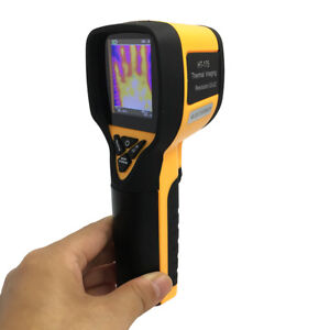 Handheld Thermal Imaging Camera Infrared Thermometer Imager 20 300 W Battery