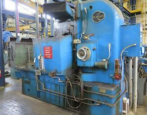 48 Blanchard No 27 48 Vertical Spindle Rotary Surface Grinder