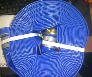 Jgb Enterprises Water Pump Discharge Hose2in X 50ft A008 0326 1650
