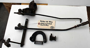 1962 1963 1964 Datsun 320 Truck Shift Linkage Assembly Dd
