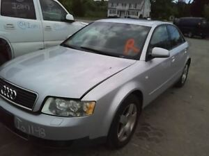 Engine 1 8l Vin C 5th Digit Turbo Fits 02 05 Audi A4 2276431