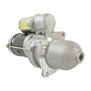 New 12v Starter Fits Delco 10465151 10465314 10479615 10479618 10479625 10479638