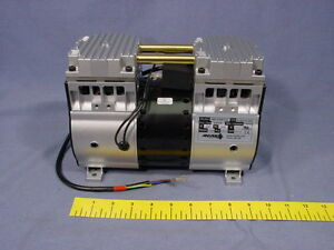Anver Pmp 4 3hp Hp120v Dry Rotary Piston Vacuum Pump this Is A 240vac Pump