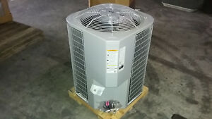 1 5 Ton r 410a Complete heat Pump Split System W Ceiling Pancake Ahu new