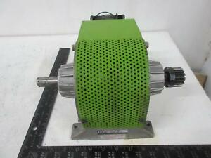 Shinko Electric Electro Pack Ep 400 Motor Gear Reducer T100933