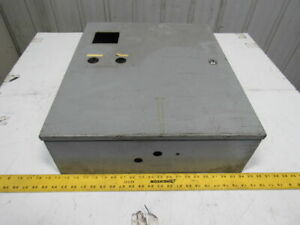 Wiegmann N1c202406ww 20x24x6 Type 1 Electrical Enclosure