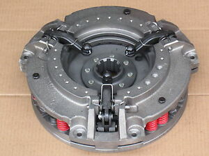 Clutch Pressure Plate For Massey Ferguson Mf 203 35 65 To 30 To 35 Industrial 20