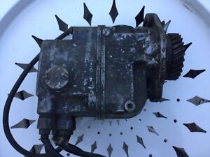 Antique American Bosch Magneto Mjh For Car Tractor Or Motorcycle