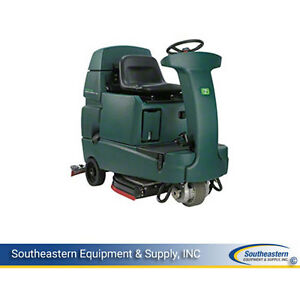 New Nobles Speed Scrub Rider 26 Disk Floor Scrubber