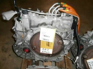 09 Saturn Vue Automatic Transmission 3 6l Vin B 8th Digit Opt Lcs 839631
