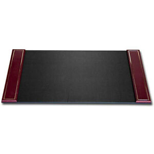 Dacasso Gold tooled Leather Desk Pad
