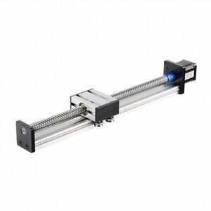 300mm Linear Stage Actuator With Nema17 Stepper Motor For Cnc Router Us Stock