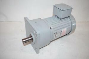 Brother Ac Induction Gear Motor G3km 22 15 to40wax 1 2hp Ratio 15 1