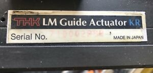 Lhk Lm Guide Actuator Linear Slide Table Kr46 c 0420 445 5mm 17 5 In