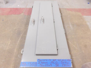 Square D 250 Amp Panel Panelboard Mlo 3ph 480v 277v 240v 208v 3r Edb 42sp Nf