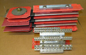 Square D Hc2sn Neutral Assembly And Bus Bar Lot