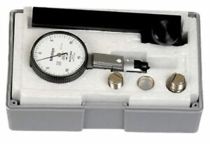Mitutoyo 513 302gt Dial Test Indicator Universal 0 03 0 0005