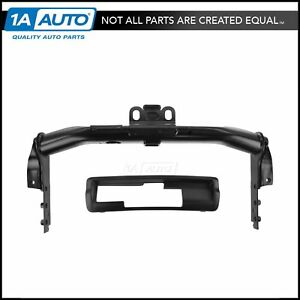 Oem Class Iv Trailer Receiver Tow Hitch Bezel Kit For Jeep Grand Cherokee New