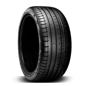 4 New Accelera Phi r P215 45zr17 2154517 215 45 17 91w Xl All Season Tire