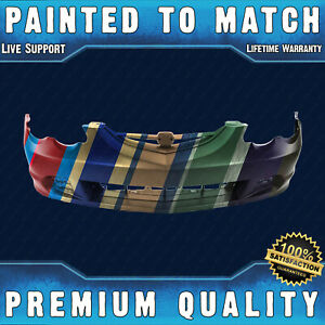 New Painted To Match Front Bumper Direct Fit Fascia For 2002 2003 2004 Acura Rsx