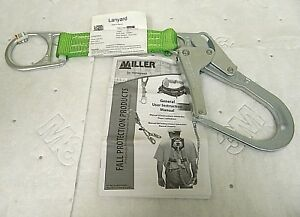 Miller By Honeywell 19 Green Rebar Hook Anchor With D ring 480 z7 19ingn