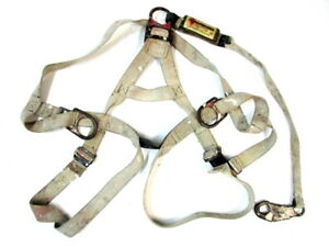 French Creek Fall Protection Medium White Safety Harness