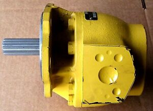 Caterpillar Hydraulic Gear Pump For 793b Off Highway Truck Part 199 6104