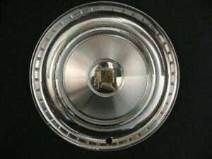 1957 Dodge Coronet Lancer Royal Knights Head Hubcaps Set 14inch Dod35