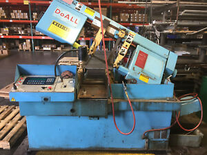 Doall C 305 Nc Horizontal Band Saw