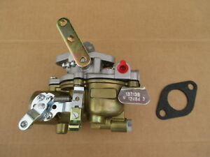 Zenith Style Carburetor For Lincoln Pipeline Style Sa200 Blackface Short Hood