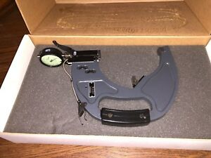 Federal 301p 6 Snap Gage 6 7 Indicator Idt 106 0001