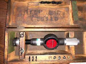 Standard Dial Bore Gage No 3 38mm 55mm 1 50 2 16 0001