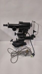 Bausch Lomb 71 21 35 Optical Keratometer Opthalmometer Opthalmology