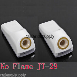 2x Dental Lab Infrared Spatulas Electronic Wax Carving Heater Pot No Flame Jt29