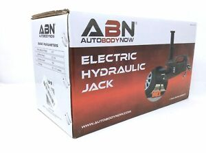 closeout Abn Electric Hydraulic Jack Lift For Emergency Use Up To 3 Tons