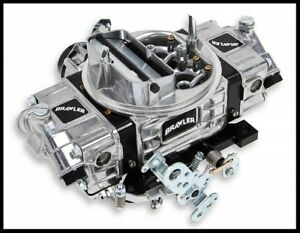 Quick Fuel Brawler Street Series Carburetor 650 Cfm 4 barrel Elec Choke Br 67212