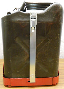 New Jeep Cj2a Cj3a Cj5 Cj6 M38 Mb 41 75 Jerry Can Carrier Holder Rack X 12021 62