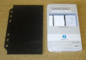 Compact Size rare Swingpad Notepad Refills Franklin Covey Planner binder